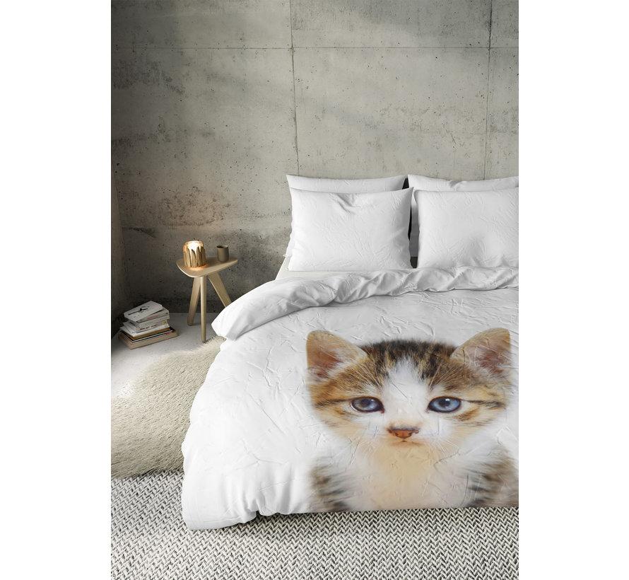 Dekbedovertrek - Baby Cat