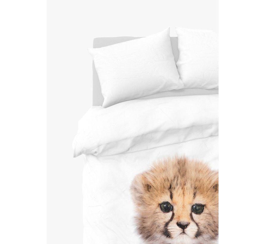 Dekbedovertrek - Baby Cheetah