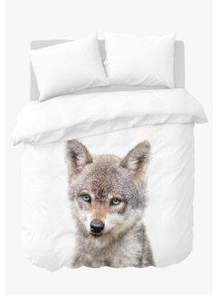 Gaaf PRE-ORDER Dekbedovertrek Baby Wolf