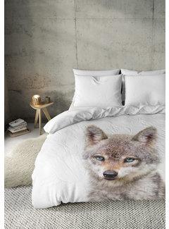 Gaaf Dekbedovertrek - Baby Wolf