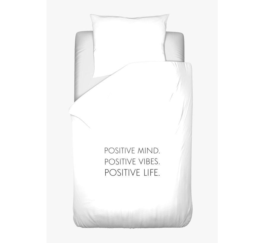 Dekbedovertrek - Positive