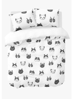 Gaaf Dekbedovertrek - Kitty Cat