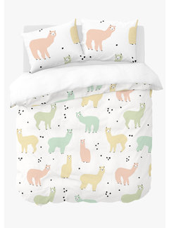 Gaaf Dekbedovertrek - Soft Alpaca