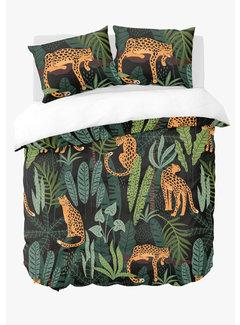 Gaaf Dekbedovertrek - Jungle luipaard
