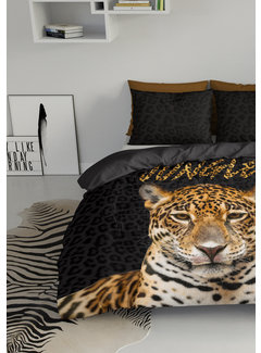 Nightlife Dekbedovertrek - Luipaard