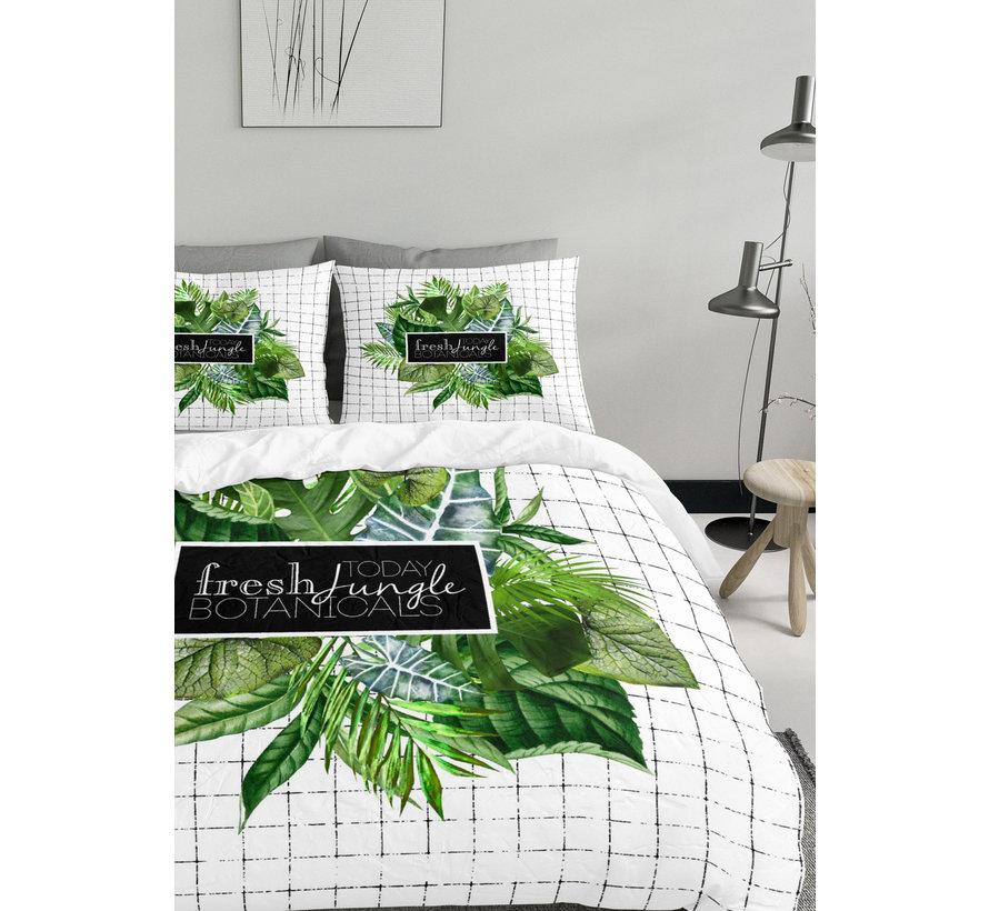 Dekbedovertrek - Jungle botanicals