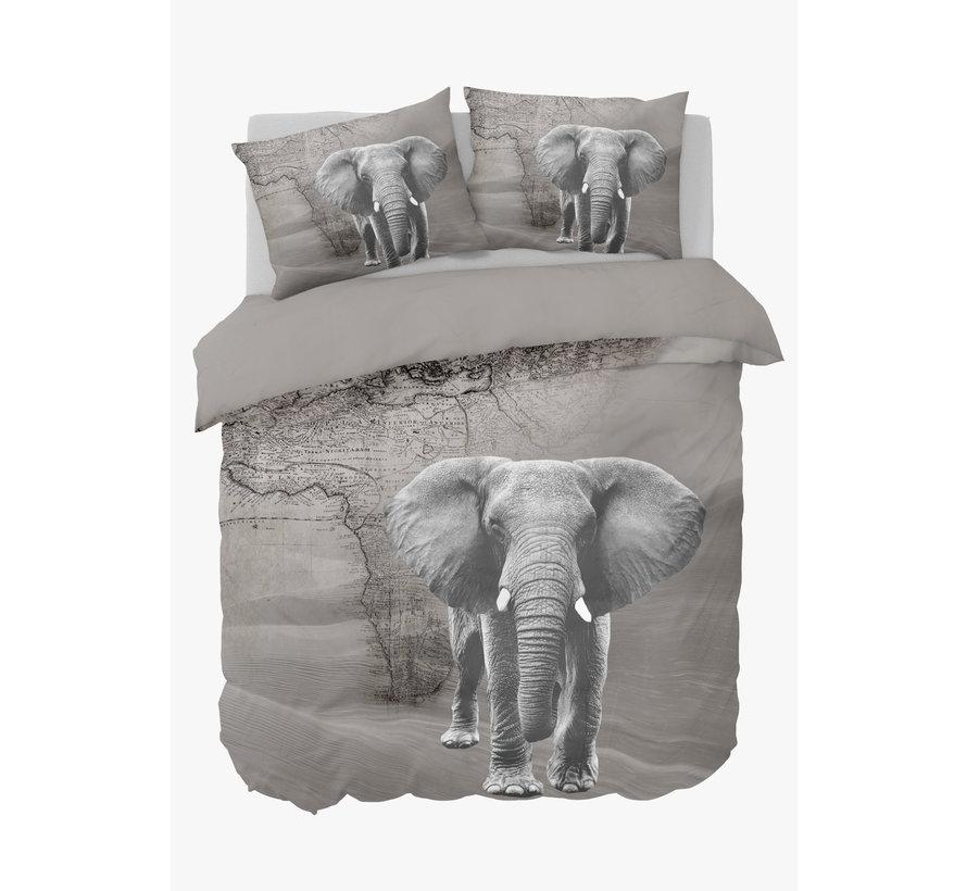 Dekbedovertrek - Afrikaanse olifant