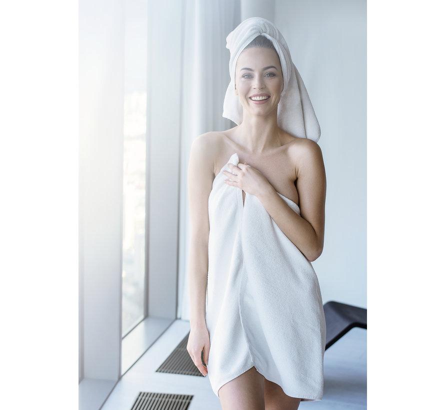 Handdoek Zwart per 5 verpakt