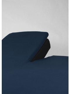 Nightlife Blue Splittopper Jersey Hoeslaken Navy Blauw