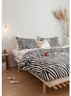 Ambianzz Dekbedovertrek - Zebra