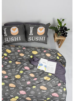 Gaaf Dekbedovertrek - Sushi