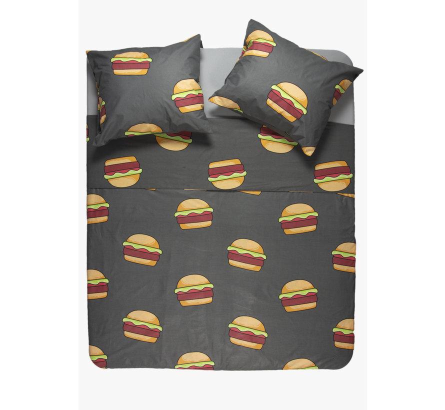 Dekbedovertrek - Hamburger