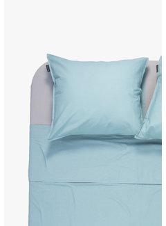 Ambianzz Kussenslopen - Vintage washed linnen katoen grijsblauw (per 2 verpakt) 2x 60x70 cm
