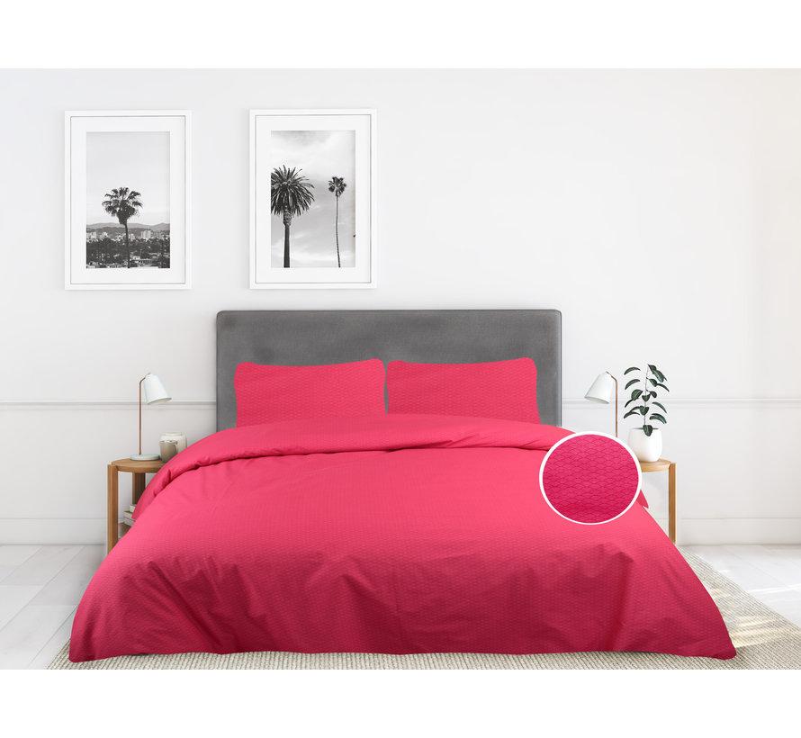 Dekbedovertrek New Pattern Pink 200x200/220