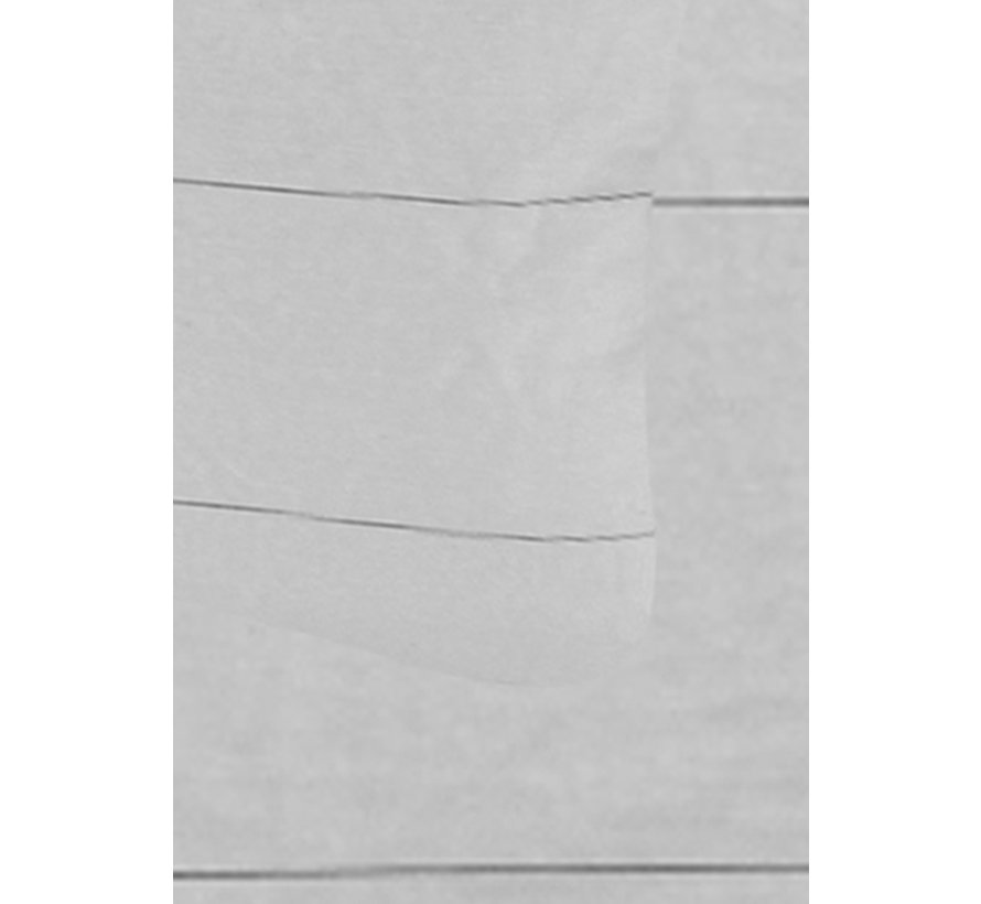 Dekbedovertrek Jack Grijs Lits-Jumeaux [240x200/220] 2x 60x70 slopen