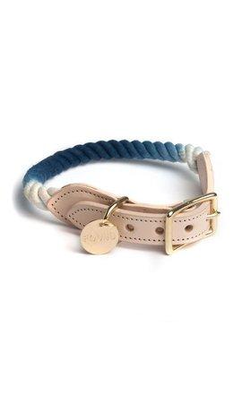 Found My Animal Halsband Indigo Ombre