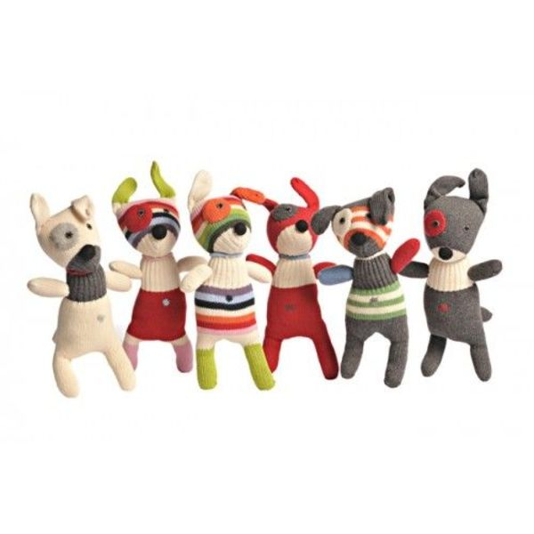 Anne-Claire Petit Knuffel Hond