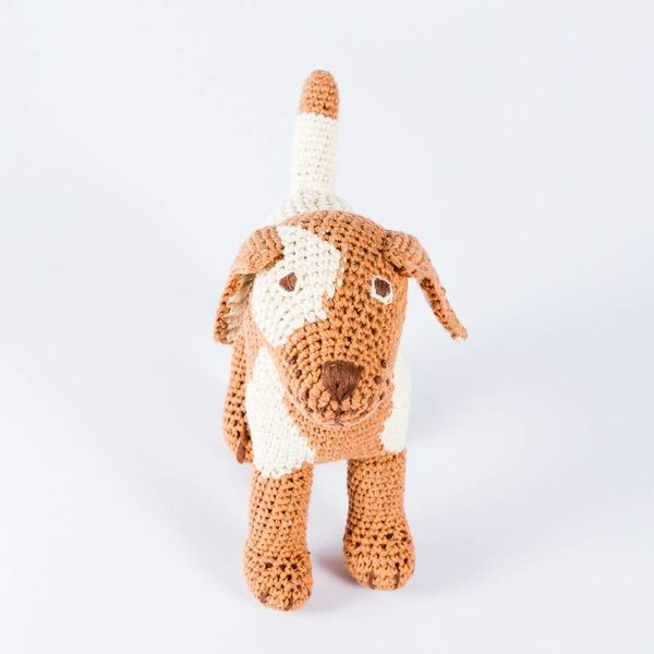 Anne-Claire Petit Knuffel Hond Wies