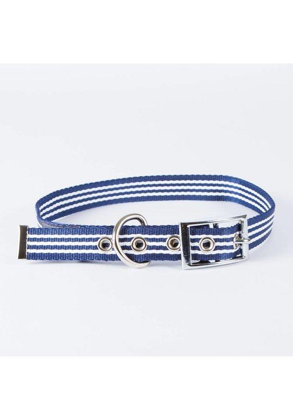 Canvasco Urban Dogs Halsband Donkerblauw 25mm