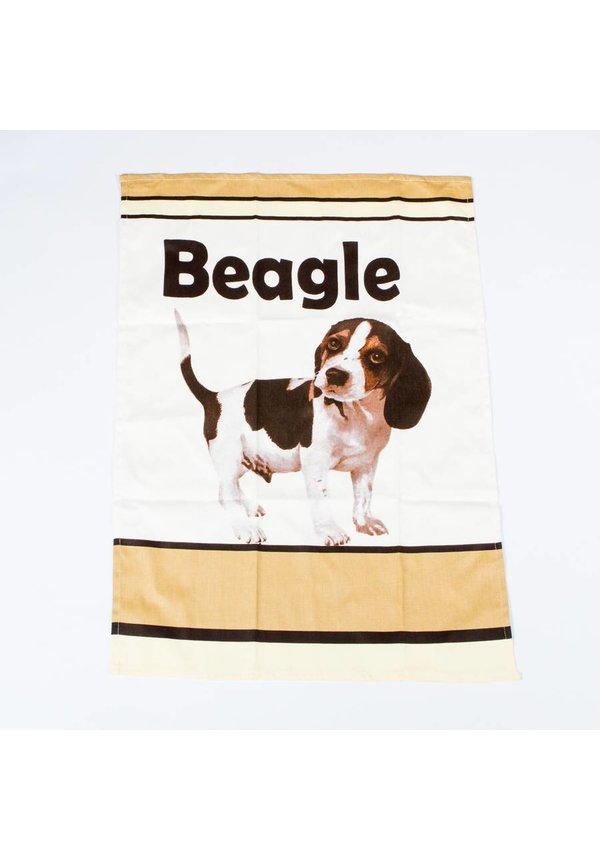 The Royal Dog and Cat Theedoek Beagle