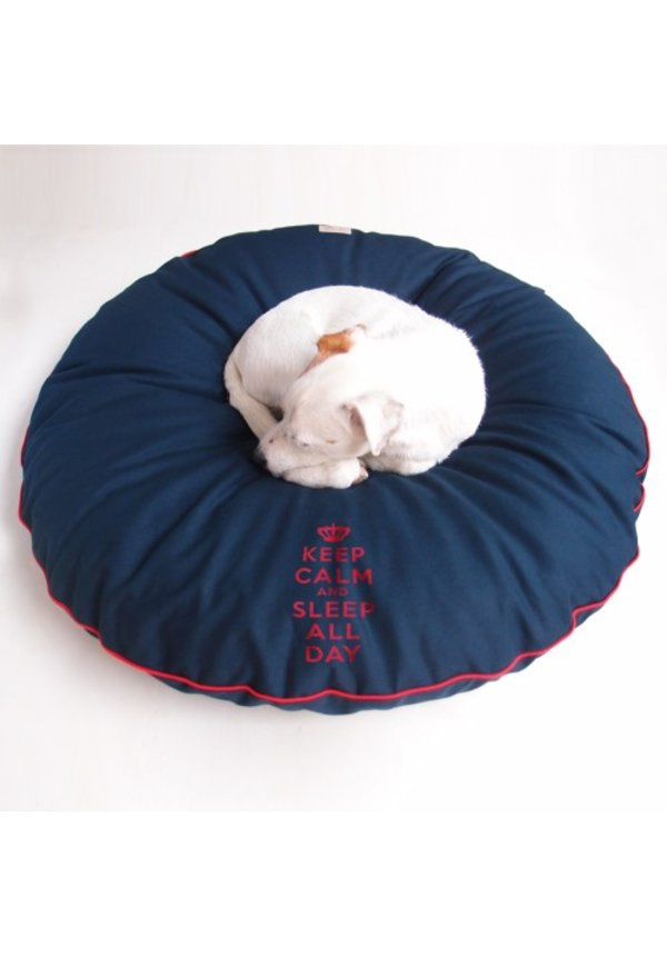 Paraperro® Kussen ''Keep Calm and Sleep all Day''