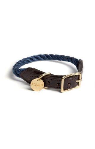 Found My Animal Halsband Navy