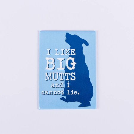 Dog is Good! Magneet 'I like big mutts'
