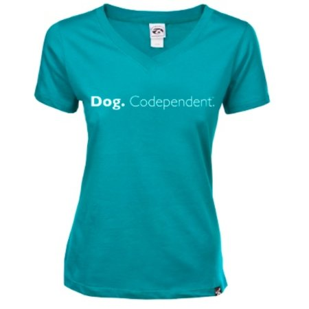 Dog is Good! T-shirt 'Dog Codepedent'