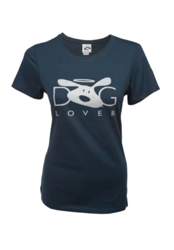 Dog is Good! Vrouwenmodel T-shirt 'Dog Lover'