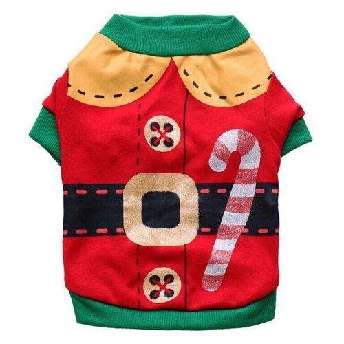 Kersttrui Mopshond.Exclusieve Kerst Accessoires Voor Honden En Hondenliefhebbers Dog
