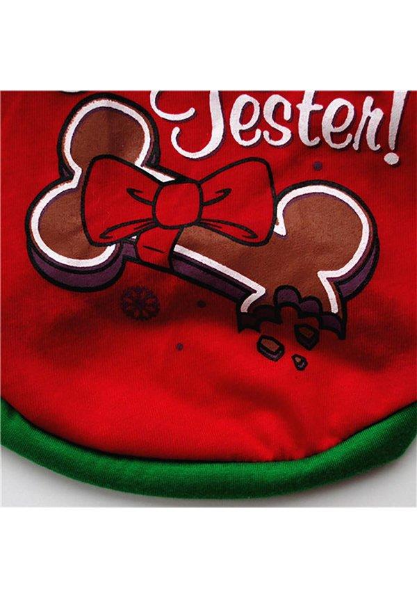 Honden Kerst Trui - Cookie Tester