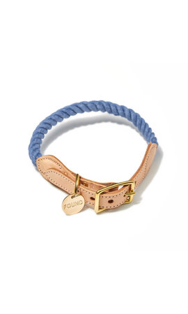 Found My Animal Halsband Blue Jean