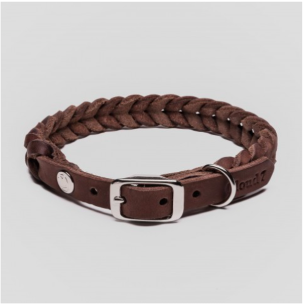 Cloud 7 Halsband Central Park Saddle Brown