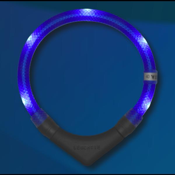 Leuchtie LED Halsband Plus