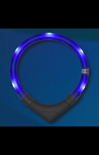 Leuchtie LED Halsband Premium