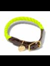 Found My Animal Halsband Neon Geel