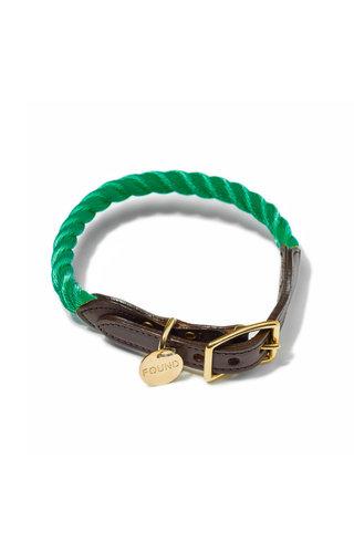 Found My Animal Halsband Miami Green