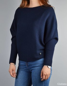 Sweater | Dark blue