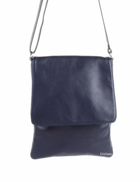 Leather shoulderbag | Small