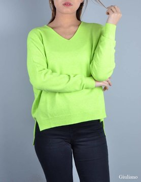 Sweater | 82008 |  Neon green