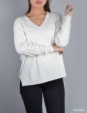 Sweater | 82008 | Beige