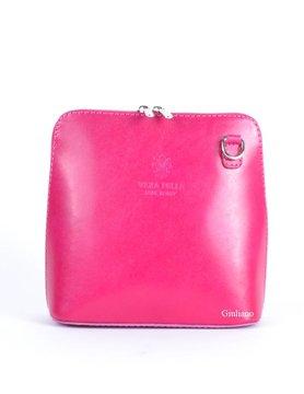 Leather shoulderbag