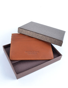 Leather wallet / cardhouder