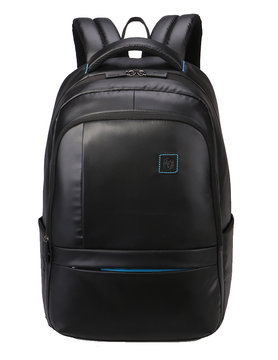 Artificial leather backpack - AOKING