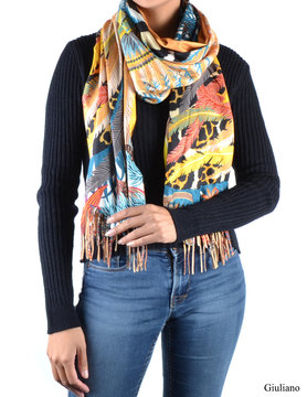 Scarf |Panter forest