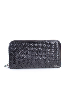 Leather wallet | Black