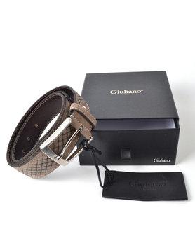 Leather belt 2002