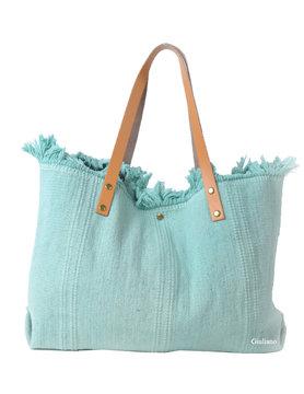 Canvas beachbag