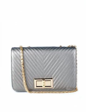 Artificial leather shoulderbag | Musthave