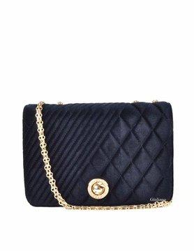 Velvet shoulderbag | Musthave